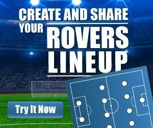 Bristol Rovers Lineup