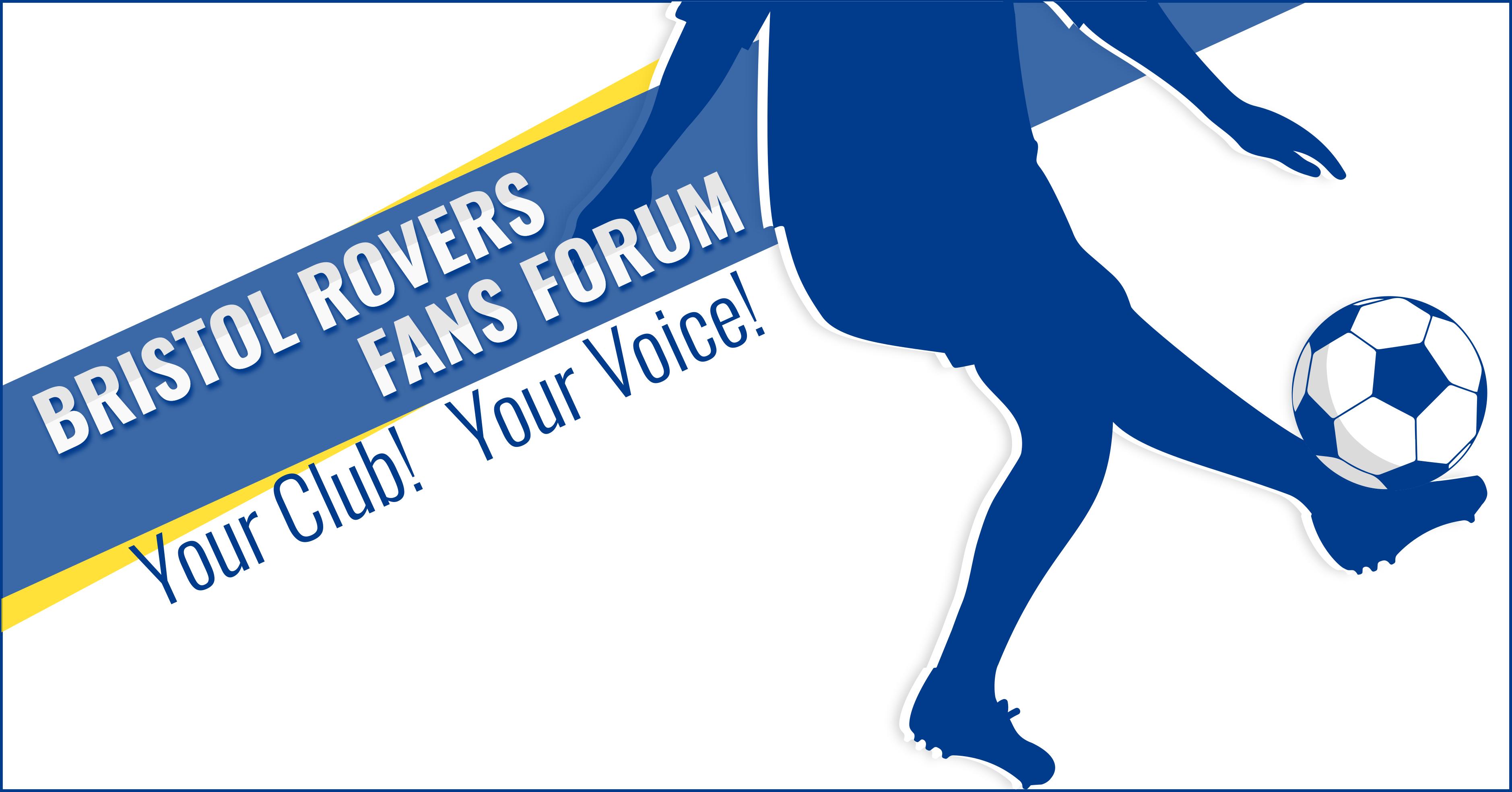 Bristol Rovers Forum